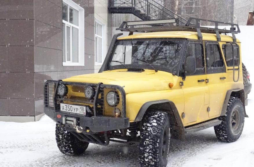 Тюнинг УАЗ в Ижевске и подготовка к бездорожью — «Своя Колея»